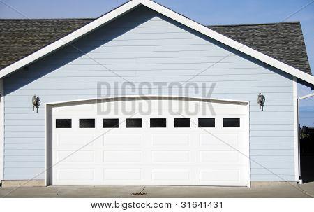 New Garage