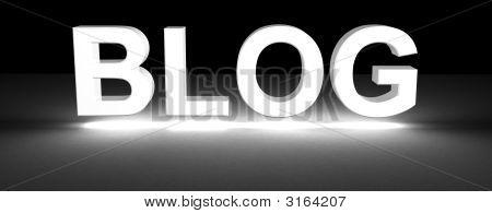 Glowing Blog
