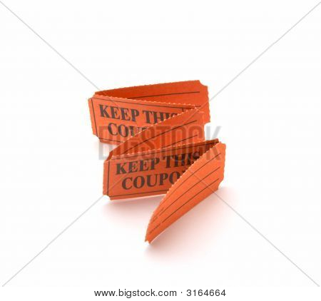 Orange Coupons
