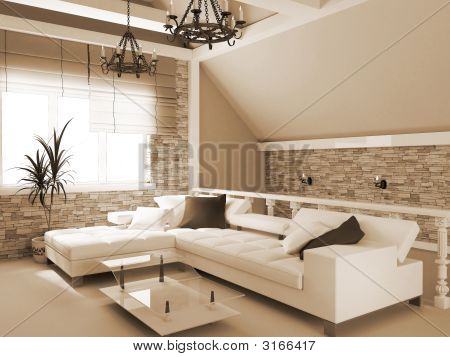 Sepia Penthouse