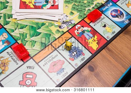 Monopoly Pokemon, 12 August 2019 North Brabant The Netherlands