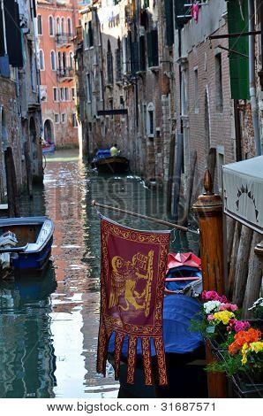 Rio Water Channel Venezia