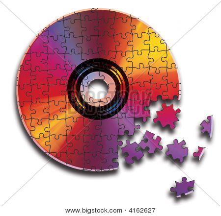 Cd Puzzle