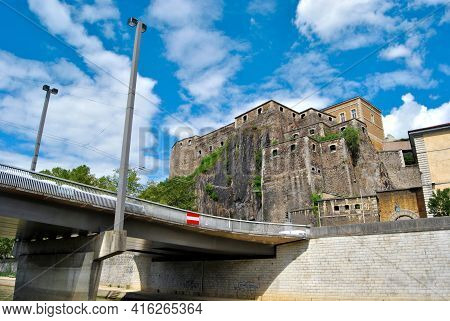 The Fort Saint Jean  In Lyon, France