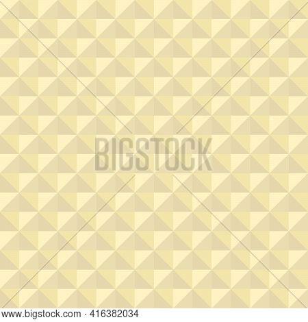 Seamless Waffle Pattern. Waffle Cup, Waffles. Background.