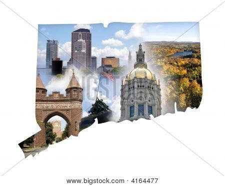 Connecticut Collage
