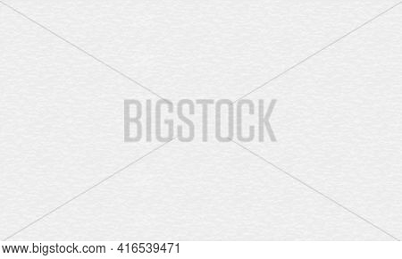 White Textured Background Or Watercolor Paper. Vector Illustration