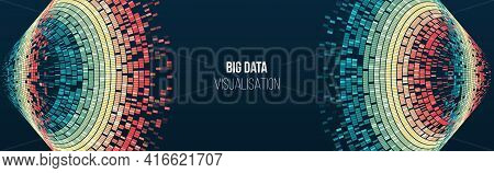 Wide Big Data Visualization. Machine Learning Algorithm For Information Filter And Analytic. Abstrac