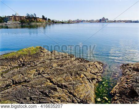 Seaside Walk In Victoria