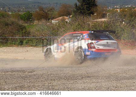 Bodrum, Turkey. 11 April 2021: The First Race Of The Turkiye Otomobil Sporlari Federasyonu Tosfed 20