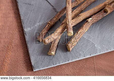 Licorice, An Effective Medicinal Plant For Coughs And Stomach Ailments