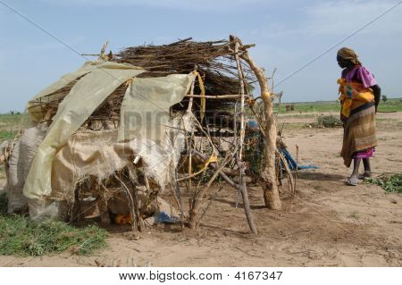 Darfur Camp Site