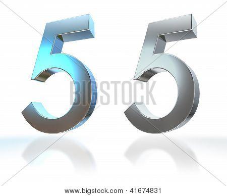 Steel Numbers