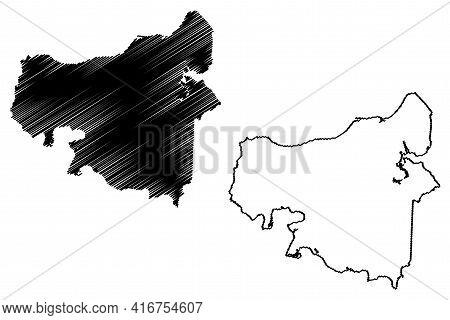 King George County, Commonwealth Of Virginia (u.s. County, United States Of America, Usa, U.s., Us)