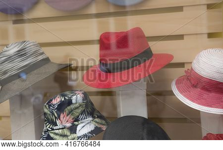 Hat As Headgear Fashion Accessory