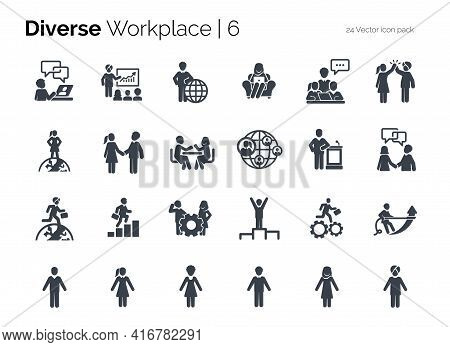 Diverse Workplace, Multicultural, Business People, Working Together, Teamwork, Business Strategy, Hu