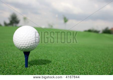Golf Ball Shade
