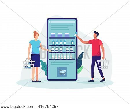 Shopping Online Wit Mobile Phone