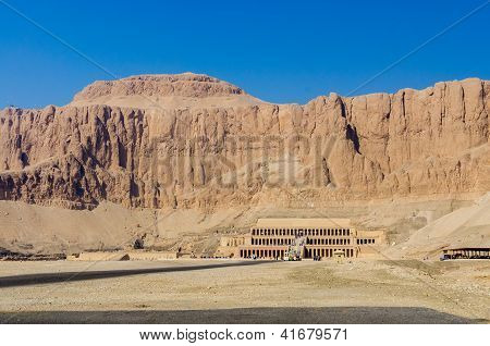 Temple of Queen Hatshepsut, Egypt