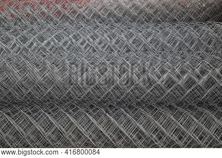 Mesh Netting.building Material.material For The Fence., Steel, Material,