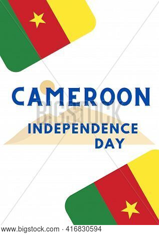 Cameroon Independence Day, 1th January Cameroon Happy Independence Day.
