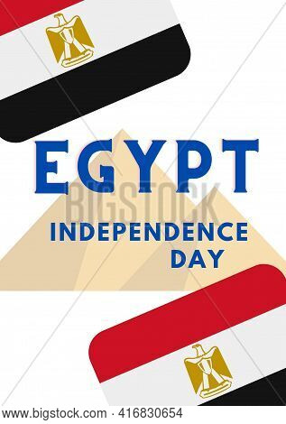 Egypt Independence Day, 25th April Egypt Happy Independence Day.