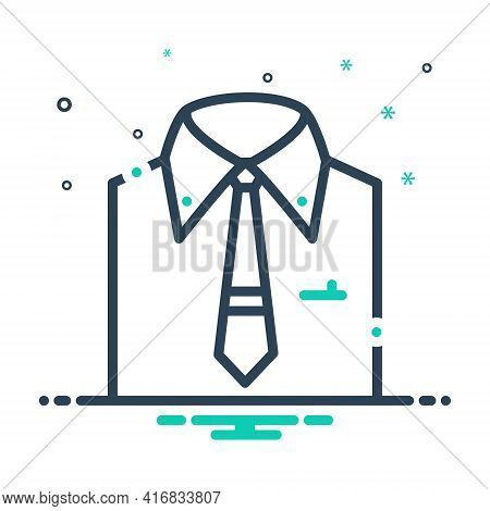 Mix Icon For Menswear Shirt  Garment Fashion