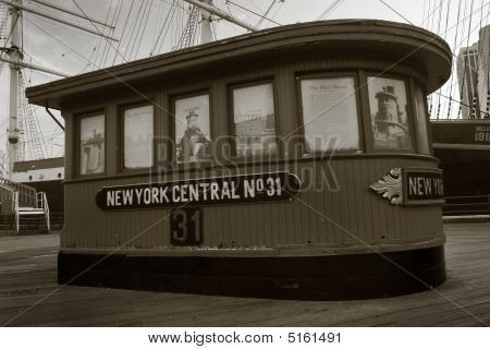 New York Central Harbor