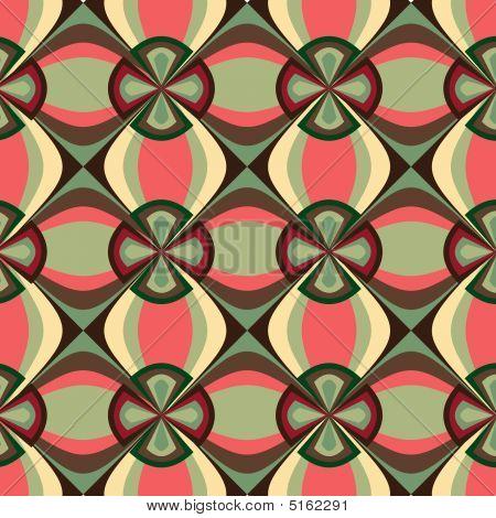 Vector Textile Pattern Design