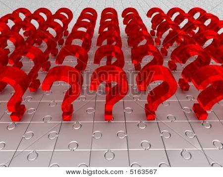 Questions. Puzzle