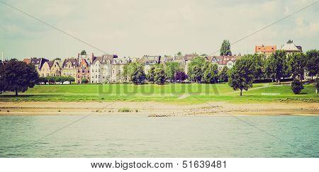 Retro Look Duesseldorf