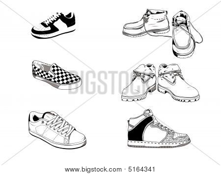 Street Shoes