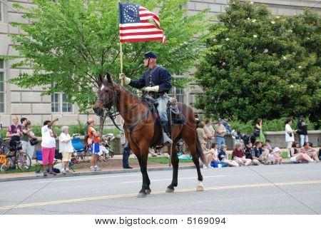 National Memorial Day Parade May 25, 2009 In Washington, D.c.