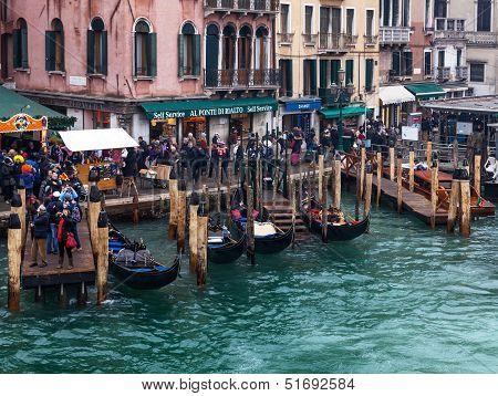 Venetian Dock