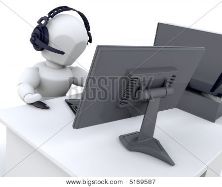 Chatting On The Internet