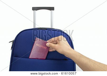 Entering Passport For Your Next Trip
