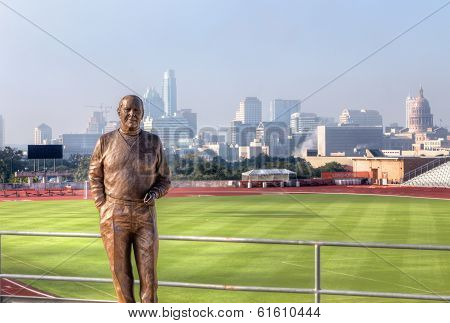 Mike A. Myers Statue