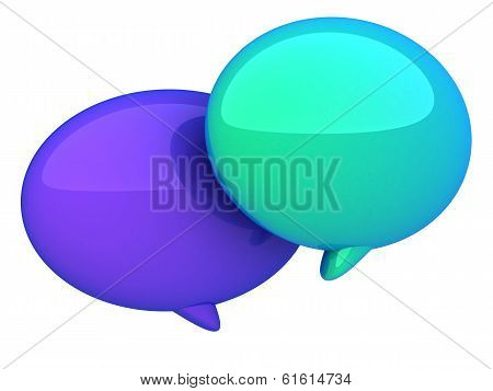 Dialog Symbol