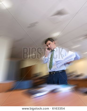Business Blur