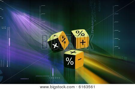Mathematical cubes