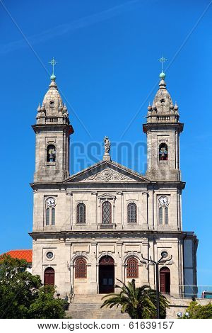 Church Of Bonfim, Porto, Portugal