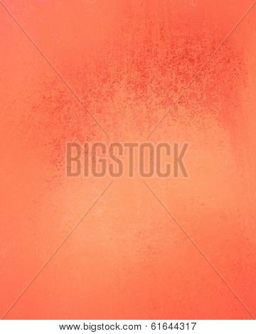 peach orange background with pink tones and vintage grunge texture design