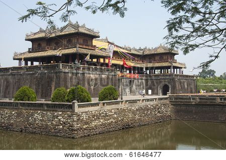 Imperial Palace, Hue, Vietnam
