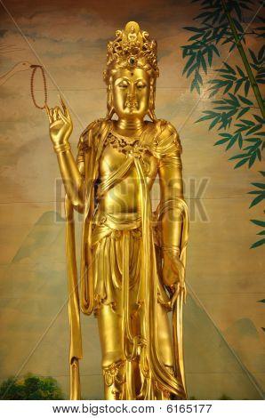Quan Yin Brass  Body