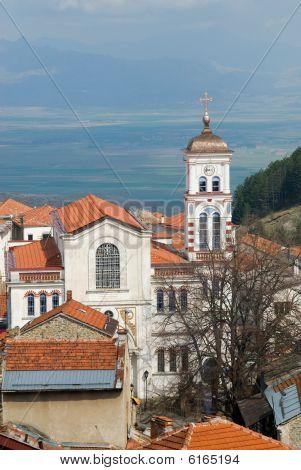 Krushevo partial view FYROM
