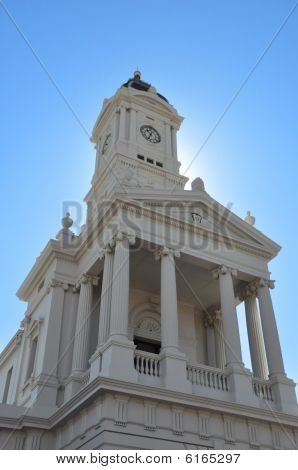 Historical Clock Tower