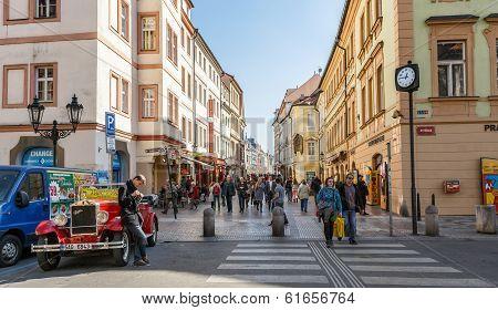 Street Of Prague