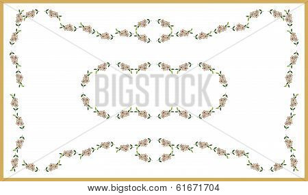 pattern for rectangle tablecloth