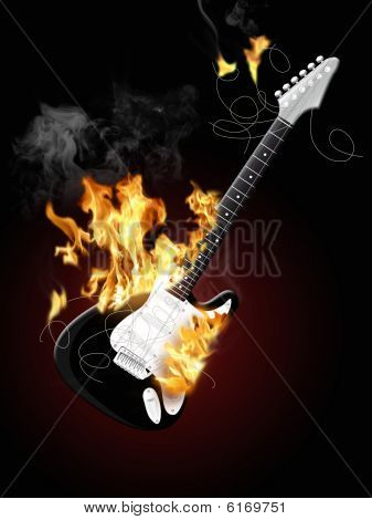 Electrical guitar 3