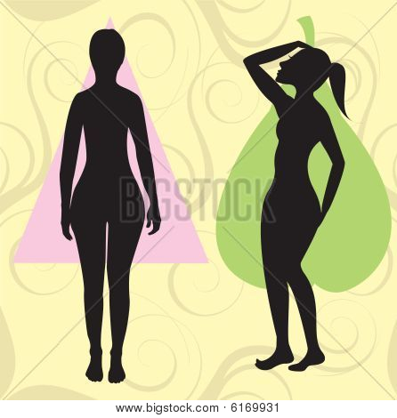 Pear Spoon Triangle Body Type
